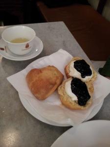 chaikana scones