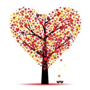 valentine-tree
