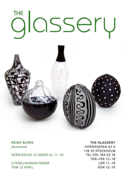 the glassery