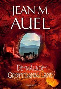De målade grottornas land av Jean M Auel