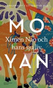 Ximen Nao och hans sju liv av Mo Yan