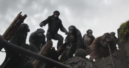 dawn of the planet apes