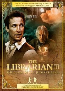 The Librarian The Curse of the Judas Chalice